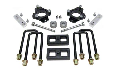 ReadyLIFT 3 in. Front / 1 in. Rear SST Lift Kit (05-19 6-Lug Tacoma)