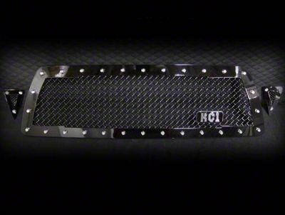 Royalty Core RC1 Classic Upper Replacement Grille - Black (05-11 Tacoma)