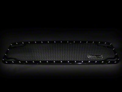 Royalty Core RC2 Twin Mesh Upper Replacement Grille - Black (16-19 Tacoma)