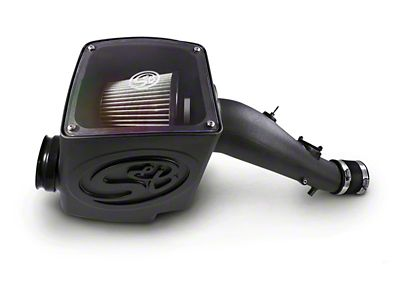 S&B Cold Air Intake w/ Dry Extendable Filter (05-11 4.0L Tacoma)