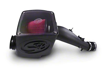 S&B Cold Air Intake w/ Oiled Cleanable Cotton Filter (12-15 4.0L Tacoma)
