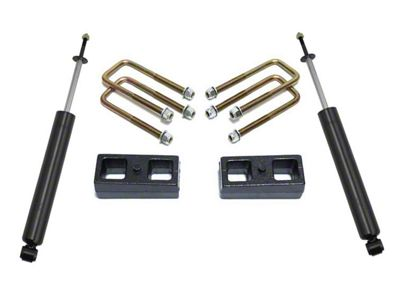 Max Trac 2 in. Rear Lift Kit w/ Max Trac Shocks (05-19 2WD 6-Lug Tacoma)