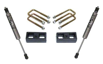 Max Trac 2 in. Rear Lift Kit w/ Fox Shocks (05-19 2WD 6-Lug Tacoma)