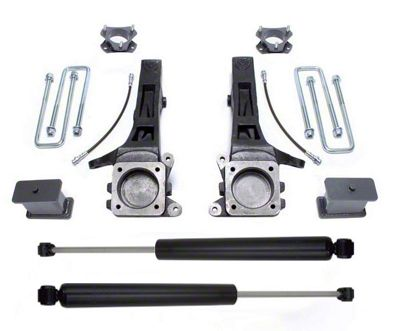 Max Trac 6.5 in. Suspension Lift Kit w/ Max Trac Shocks (05-19 2WD 6-Lug Tacoma)
