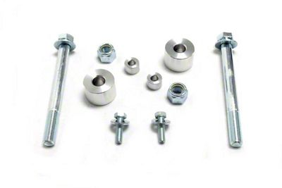 Max Trac Front Differential Drop Kit (05-15 4WD Tacoma)