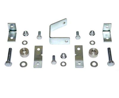 Max Trac Rear Carrier Bearing Spacer Kit (05-19 2WD 6-Lug Tacoma)