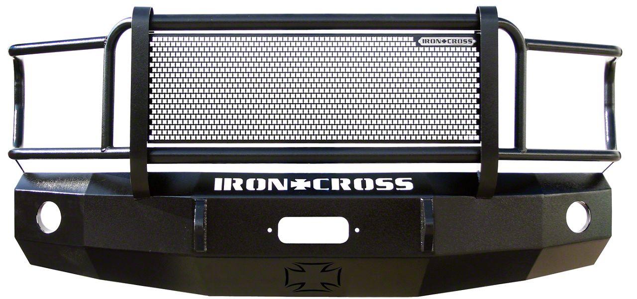 Iron Cross Full Guard Front Bumper (12-15 Tacoma)