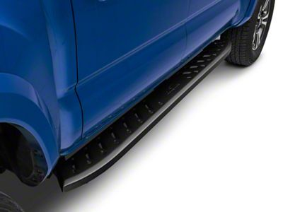 Westin Thrasher Running Boards - Textured Black (05-19 Tacoma Double Cab)