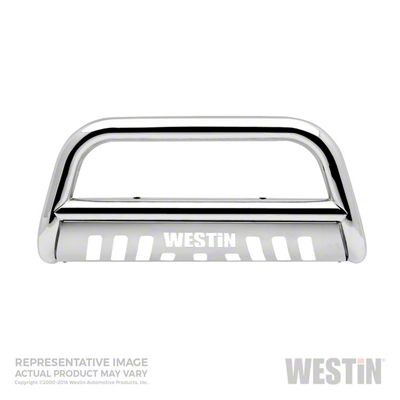 Westin E-Series Bull Bar - Stainless Steel (16-19 Tacoma)