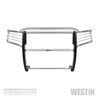 Westin Sportsman Grille Guard - Stainless Steel (16-19 Tacoma, Excluding Renegade)