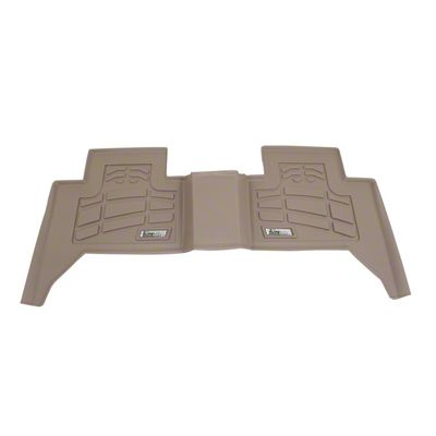 Wade Sure-Fit 2nd Row Floor Liner - Tan (05-19 Tacoma Double Cab)