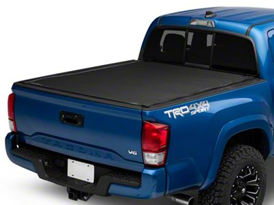 BAK Industries Revolver X4 Roll-Up Tonneau Cover (16-19 Tacoma)