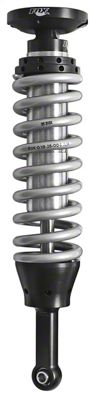 FOX 2.5 Factory Series Front Coilover IFP Shocks for 0-2 in. Lift (05-19 6-Lug Tacoma)