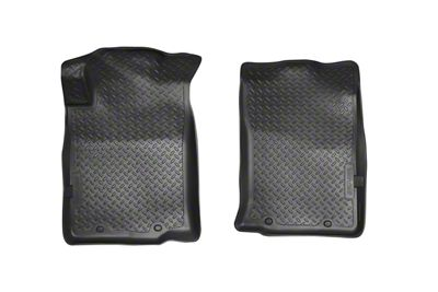 Husky Classic Front Floor Liners - Black (05-15 Tacoma)