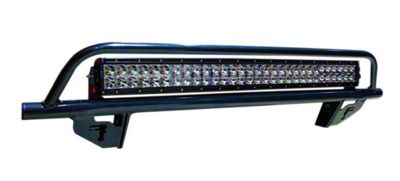 N-Fab O.R. Series Front Light Mount Bar w/ Multi-Mount - Gloss Black (05-11 Tacoma)