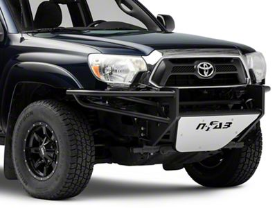 N-Fab R.S.P. Pre-Runner Front Bumper w/ Multi-Mount - Textured Black (05-15 Tacoma)