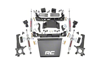 Rough Country 6 in. Suspension Lift Kit w/ Lifted N3 Struts (05-15 4WD Tacoma)