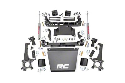 Rough Country 6 in. Suspension Lift Kit (16-19 4WD Tacoma)