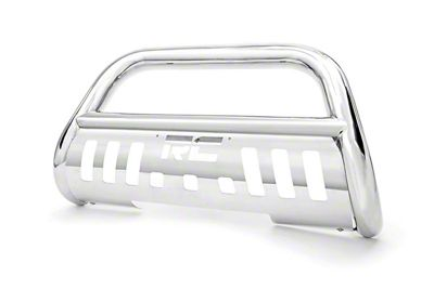 Rough Country Bull Bar - Stainless Steel (05-15 Tacoma)