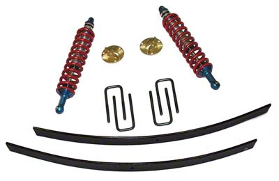 SkyJacker 2.5-3 in. Coilover Suspension Lift Kit w/ Hydro Shocks (05-15 6-Lug Tacoma, Excluding TRD)