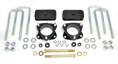 RBP 3 in. Front / 1 in. Rear Leveling Kit (05-19 6-Lug Tacoma)