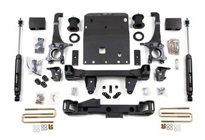 RBP 6 in. Suspension Lift Kit w/ Fox Shocks (05-15 4WD Tacoma)