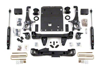 RBP 4 in. Suspension Lift Kit w/ Performance Shocks (05-15 4WD Tacoma)