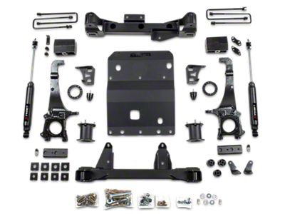 RBP 6 in. Suspension Lift Kit w/ Performance Shocks (16-19 4WD Tacoma)