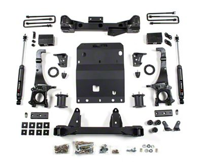RBP 6 in. Suspension Lift Kit w/ Fox Shocks (16-19 4WD Tacoma)