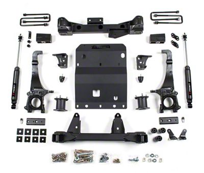RBP 4 in. Suspension Lift Kit w/ Performance Shocks (16-19 4WD Tacoma)