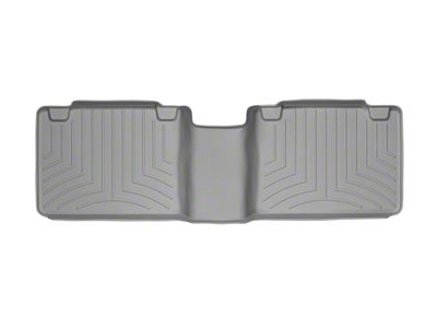 Weathertech DigitalFit Rear Floor Liners - Gray (05-19 Tacoma Access Cab)