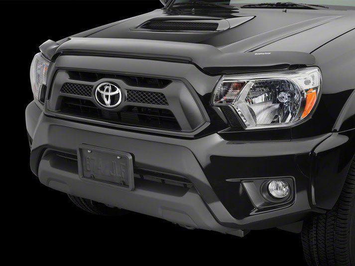 Weathertech Stone & Bug Deflector - Dark Smoke (12-15 Tacoma)