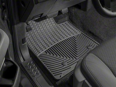 Weathertech All Weather Front Floor Mats - Black (05-11 Tacoma)