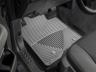 Weathertech All Weather Front Floor Mats - Gray (05-11 Tacoma)