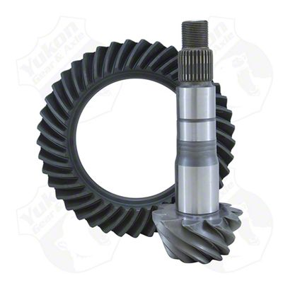 Yukon Gear 8.4 in. Rear Axle Ring Gear and Pinion Kit - 5.29 Gears (05-15 Tacoma)