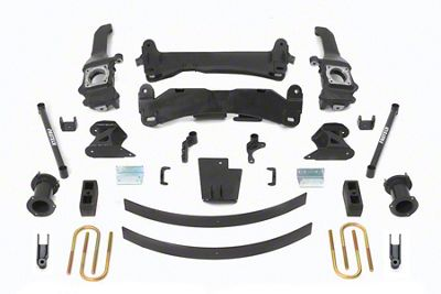 Fabtech 6 in. Basic Lift System (2015 Tacoma)