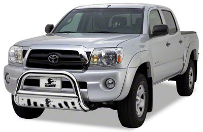 Black Horse Off Road Bull Bar - Stainless Steel (05-15 Tacoma)