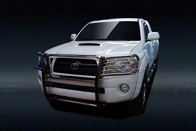 Black Horse Off Road Grille Guard - Stainless Steel (05-15 Tacoma)