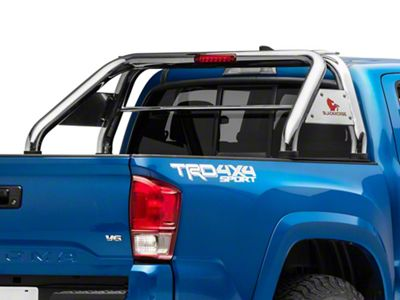 Black Horse Off Road Roll Bar - Stainless Steel (16-19 Tacoma)