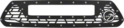 Vision X Upper Replacement Grille w/o LED Light Bar - Black (12-15 Tacoma)