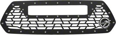 Vision X Upper Replacement Grille w/o LED Light Bar - Black (16-19 Tacoma)