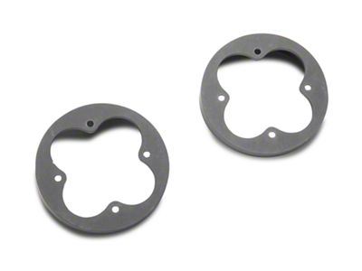 Baja Designs Fog Light Pocket Mounting Brackets (12-19 Tacoma)