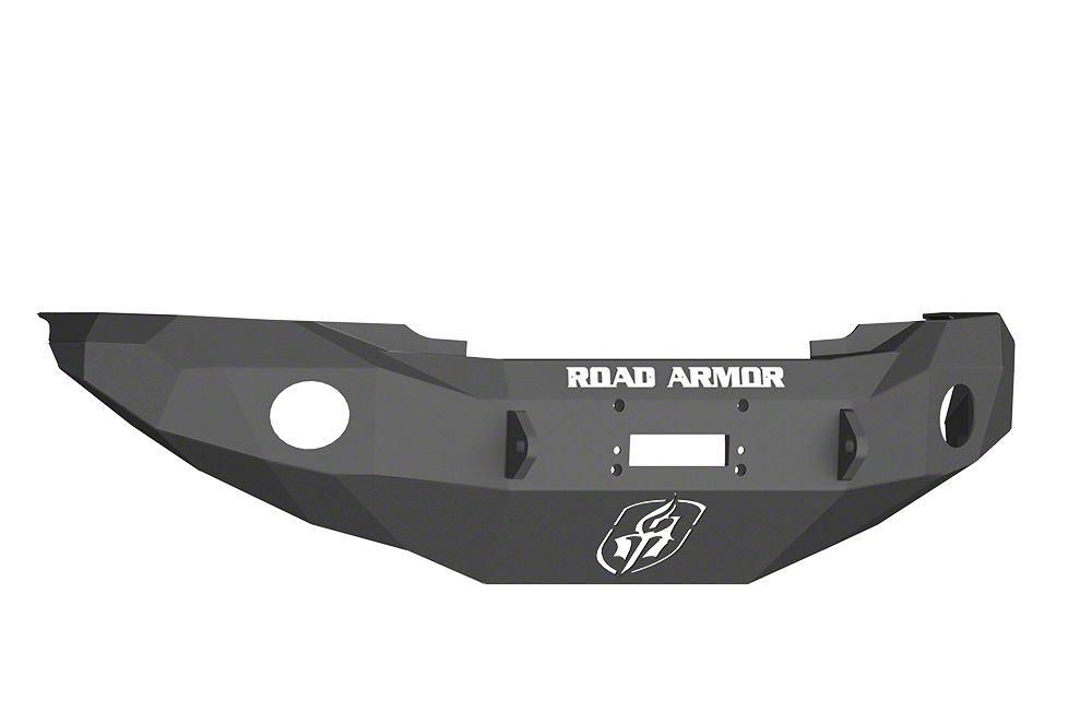 Road Armor Stealth Winch Front Bumper - Satin Black (05-11 Tacoma)