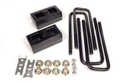 Southern Truck Lifts 1 in. Rear Lift Block Kit (05-19 6-Lug Tacoma)
