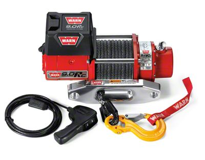 WARN 9.0RC 9,000 lb. Winch w/ Synthetic Rope