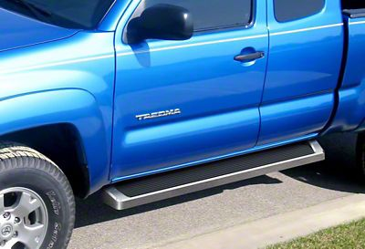 APS Auto 6 in. Running Boards - Polished (05-19 Tacoma Access Cab)