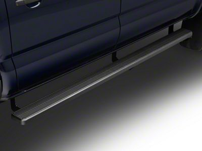 APS Auto 5 in. iStep Running Boards - Black (05-19 Tacoma Access Cab)