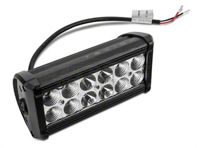 Raxiom 7.5 in. Double Row LED Light Bar - Flood/Spot Combo