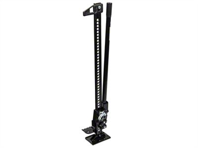 RedRock 4x4 42 in. Extreme Recovery Jack - Black