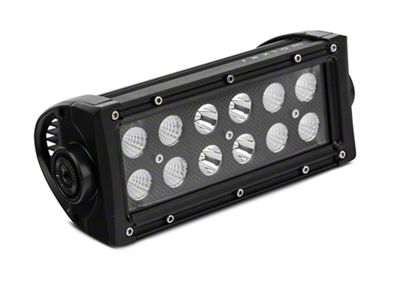 Raxiom 7.5 in. Dual Row LED Light Bar - Flood/Spot Combo